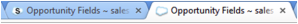 Salesforce Sandbox Tab Favicon